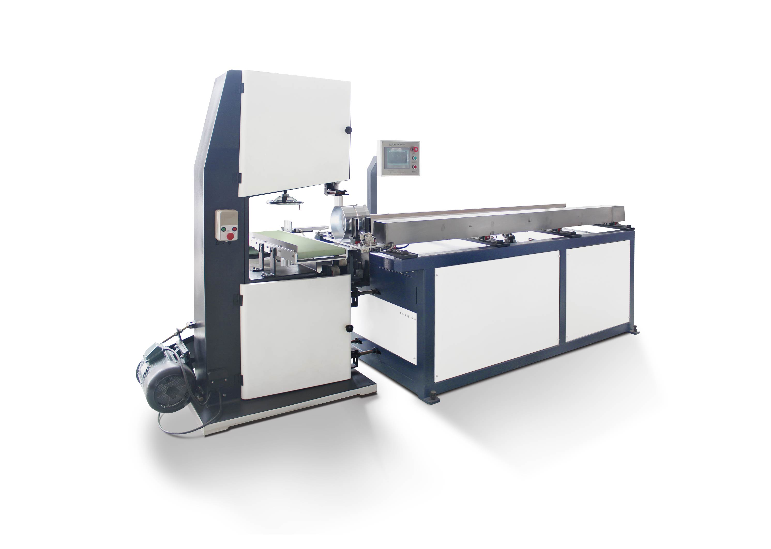 Automatic Band Saw Cutting Machine