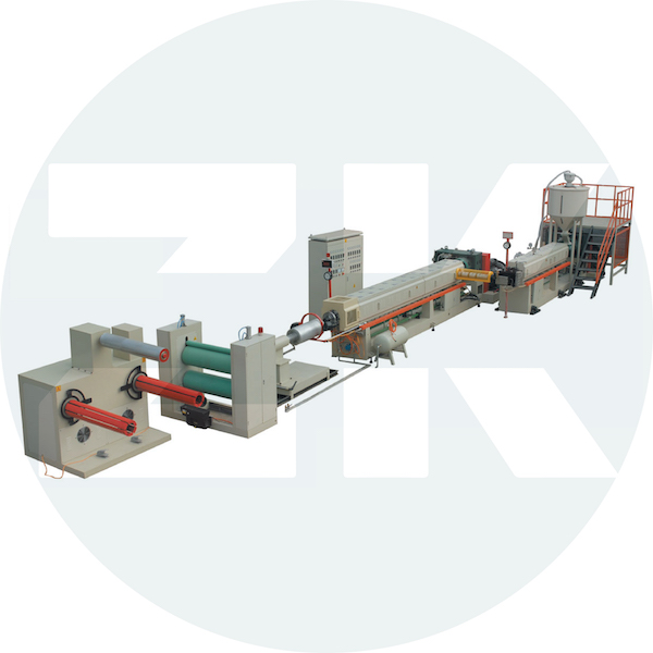 ZM-HLS-JPS PS Foam Sheet Extrusion Line
