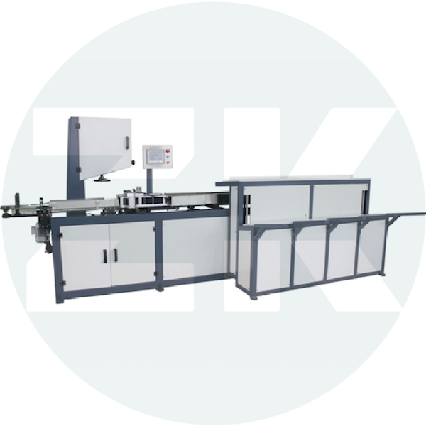 ZM-KM-BandSaw Facial Tissue Band Saw Cutter