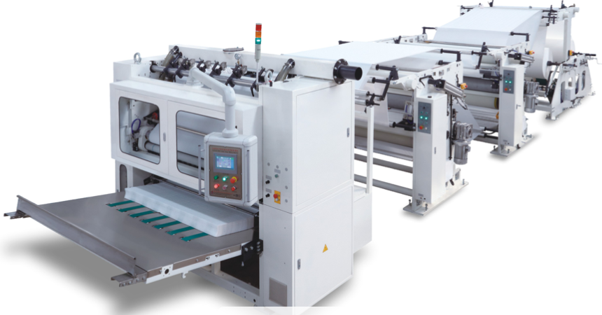 Facial Tissue Production Lines