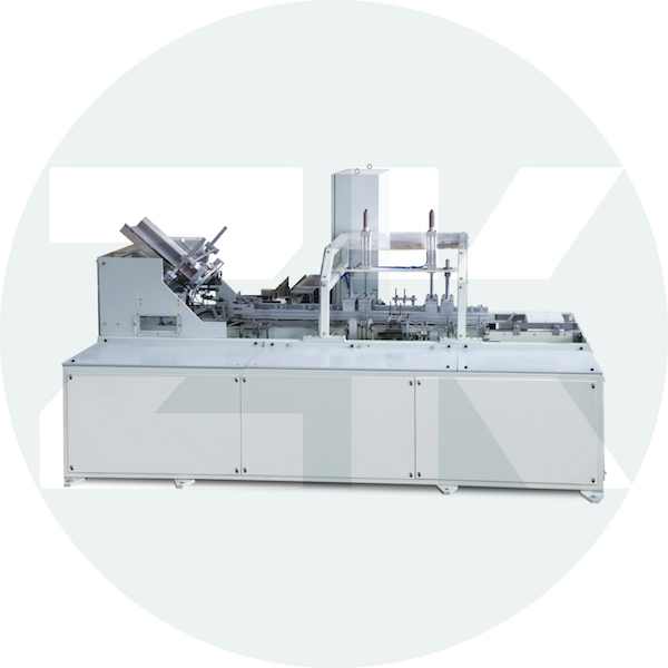 ZM-KM-Pac Automatic Facial Tissue Boxing Machine