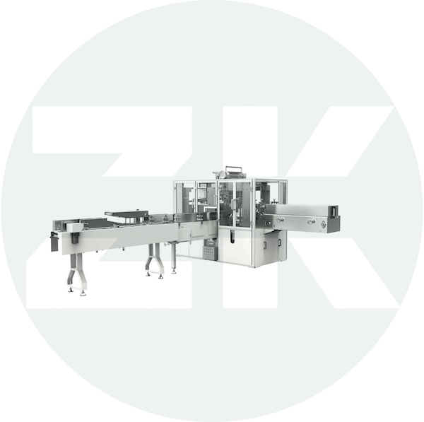 ZM-PP11 Fully Servo Automatic Paper Napkin Packing Machine