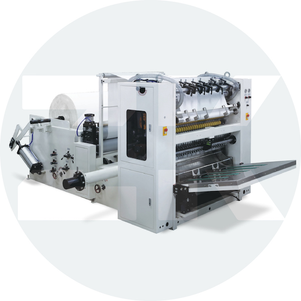 ZM-ZK-X Multi-Lane N Fold Machine with Lamination
