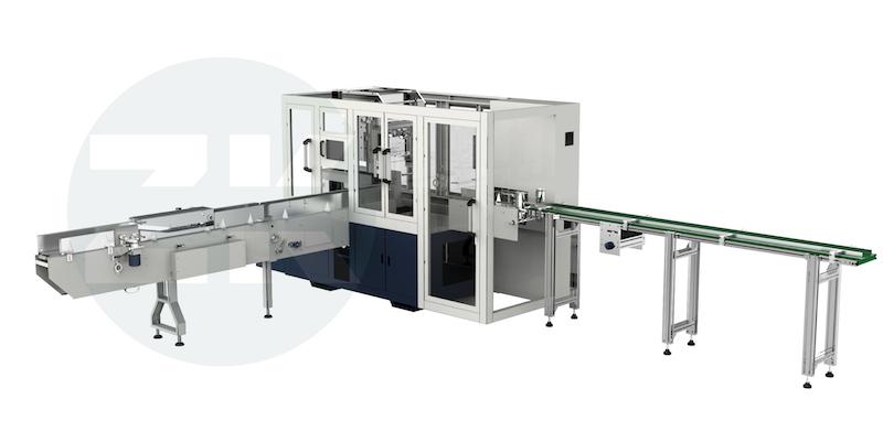 Otomatik Peçete Paketleme Makinası
