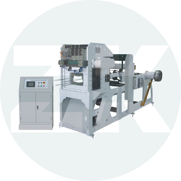 ZKPM-Punch Paper Cup Die Cutting Machine - ZAMBAK KAGIT