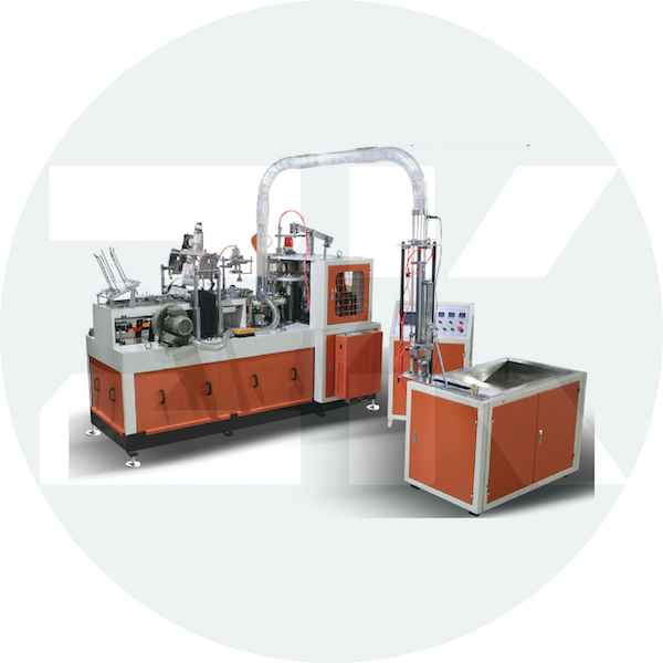 Zkbm Paper Cup Machine Zambak Kagit