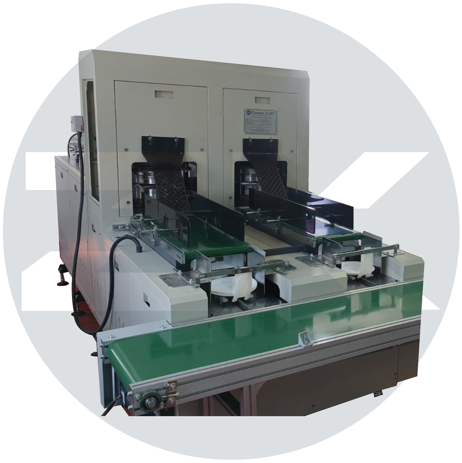 ZM-PD70 Paper Plate Forming Machine