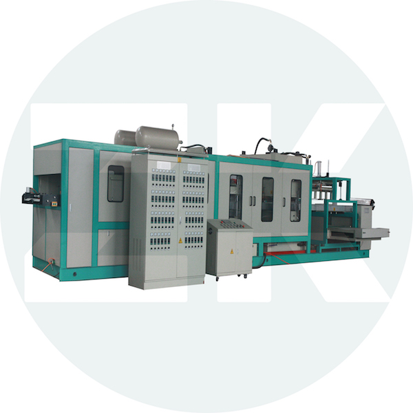 PS Thermoforming Machine