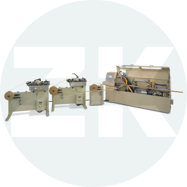 ZK-MM-III Paper Core Winding Machine