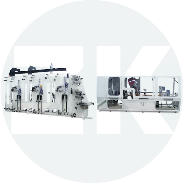 ZK-MM-IV Paper Core Winding Machine