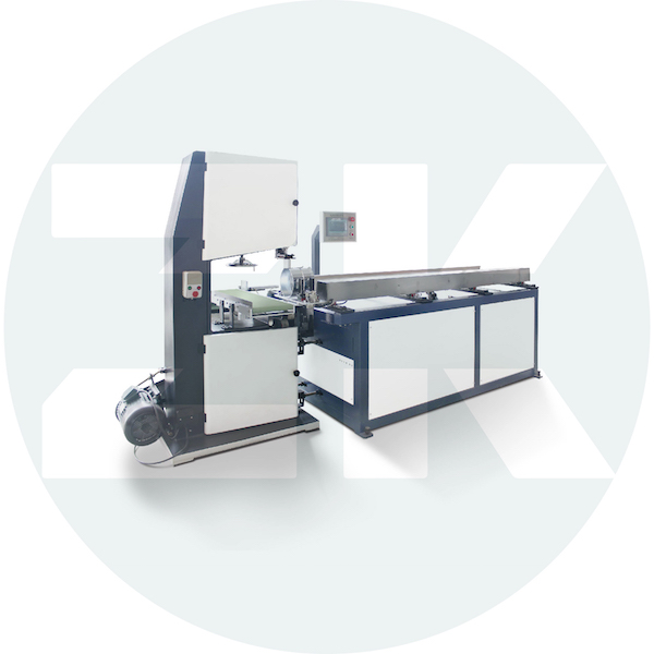 ZKJRT-50 Automatic Band Saw Machine