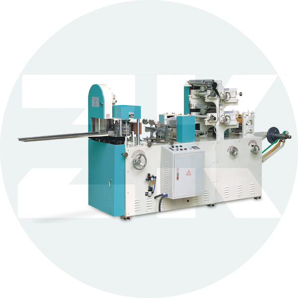 ZM-CM Pocket Tissue Folding Machine
