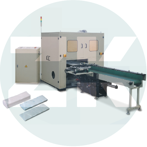 ZM-OK-KM Facial Tissue Log Saw Cutter