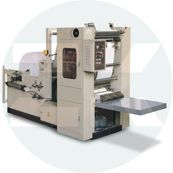 ZM-ZK-2 Two Channel N Folding Machine